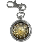 Block Chain Data Records System Key Chain Watches Front