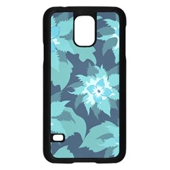 Graphic Design Wallpaper Abstract Samsung Galaxy S5 Case (black)