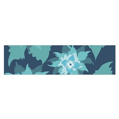 Graphic Design Wallpaper Abstract Satin Scarf (oblong)