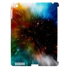 Universe Galaxy Sun Star Movement Apple Ipad 3/4 Hardshell Case (compatible With Smart Cover) by Simbadda