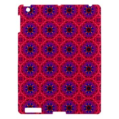 Retro Abstract Boho Unique Apple Ipad 3/4 Hardshell Case by Simbadda
