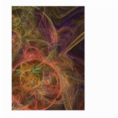 Abstract Colorful Art Design Large Garden Flag (two Sides) by Simbadda