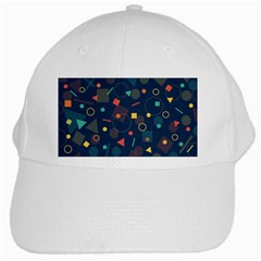 Background Backdrop Geometric White Cap by Celenk