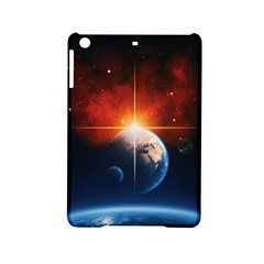 Earth Globe Planet Space Universe Ipad Mini 2 Hardshell Cases by Celenk