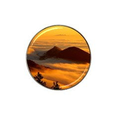 Fog Clouds Sea Of Fog Mountain Hat Clip Ball Marker (4 Pack)