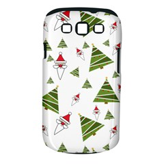 Christmas Santa Claus Decoration Samsung Galaxy S Iii Classic Hardshell Case (pc+silicone) by Celenk