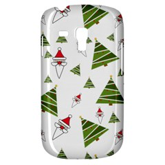 Christmas Santa Claus Decoration Samsung Galaxy S3 Mini I8190 Hardshell Case by Celenk