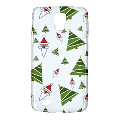 Christmas Santa Claus Decoration Samsung Galaxy S4 Active (i9295) Hardshell Case by Celenk