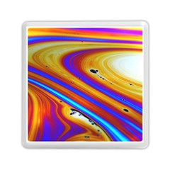 Soap Bubble Color Colorful Memory Card Reader (square) by Celenk