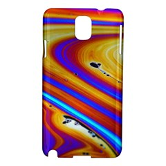 Soap Bubble Color Colorful Samsung Galaxy Note 3 N9005 Hardshell Case