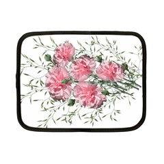 Carnations Flowers Nature Garden Netbook Case (small) by Celenk