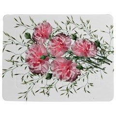 Carnations Flowers Nature Garden Jigsaw Puzzle Photo Stand (rectangular) by Celenk