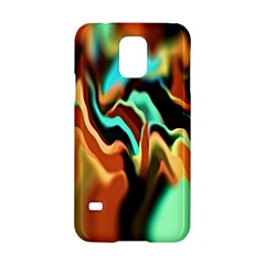 Infinity Mountains Ii Samsung Galaxy S5 Hardshell Case  by 5dwizard