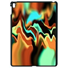 Infinity Mountains Ii Apple Ipad Pro 9 7   Black Seamless Case by 5dwizard