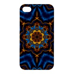 Pattern Abstract Background Art Apple Iphone 4/4s Premium Hardshell Case by Celenk