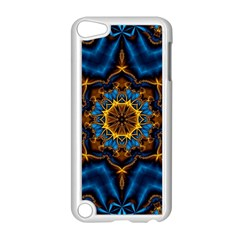 Pattern Abstract Background Art Apple Ipod Touch 5 Case (white) by Celenk