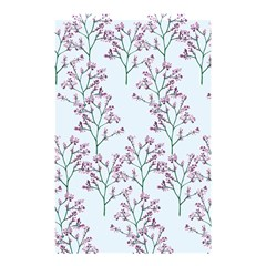 Flower Pattern Pattern Design Shower Curtain 48  X 72  (small)  by Celenk