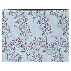 Flower Pattern Pattern Design Cosmetic Bag (xxxl)