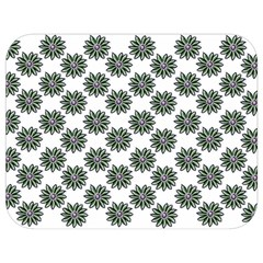 Graphic Pattern Flowers Full Print Lunch Bag by Celenk