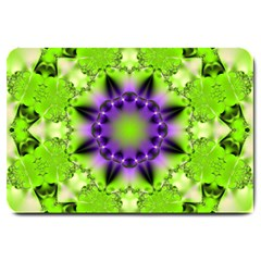 Abstract Background Art  Pattern Large Doormat