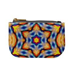 Pattern Abstract Background Art Mini Coin Purse by Celenk