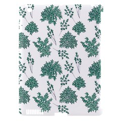Flower Pattern Pattern Design Apple Ipad 3/4 Hardshell Case (compatible With Smart Cover) by Celenk