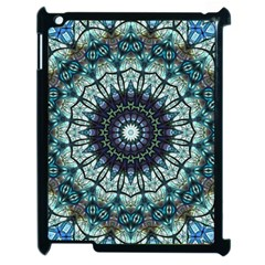 Pattern Abstract Background Art Apple Ipad 2 Case (black)