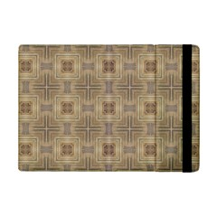 Abstract Wood Design Floor Texture Ipad Mini 2 Flip Cases by Celenk