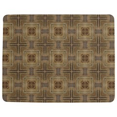 Abstract Wood Design Floor Texture Jigsaw Puzzle Photo Stand (rectangular) by Celenk