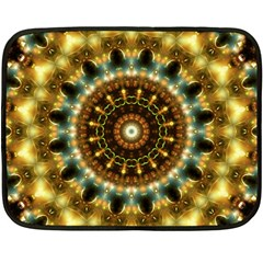 Pattern Abstract Background Art Fleece Blanket (mini)