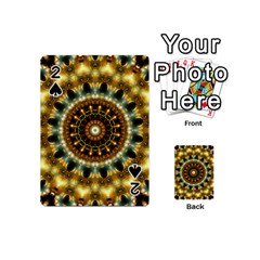 Pattern Abstract Background Art Playing Cards 54 (mini)