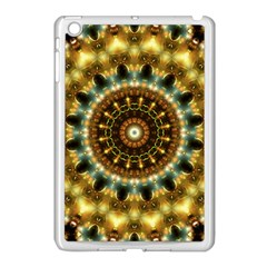 Pattern Abstract Background Art Apple Ipad Mini Case (white)