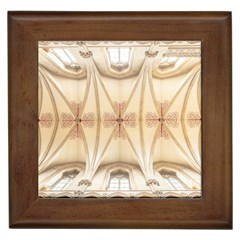 Wells Cathedral Wells Cathedral Framed Tiles by Celenk