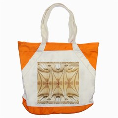 Wells Cathedral Wells Cathedral Accent Tote Bag by Celenk