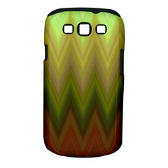 Zig Zag Chevron Classic Pattern Samsung Galaxy S Iii Classic Hardshell Case (pc+silicone) by Celenk