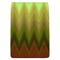 Zig Zag Chevron Classic Pattern Removable Flap Cover (s) by Celenk