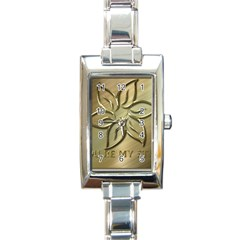 You Are My Star Rectangle Italian Charm Watch by NSGLOBALDESIGNS2