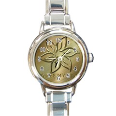 You Are My Star Round Italian Charm Watch by NSGLOBALDESIGNS2