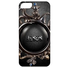 Jesus Apple Iphone 5 Classic Hardshell Case by NSGLOBALDESIGNS2