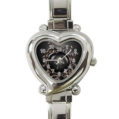 Jesus Heart Italian Charm Watch by NSGLOBALDESIGNS2