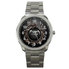Jesus Sport Metal Watch by NSGLOBALDESIGNS2