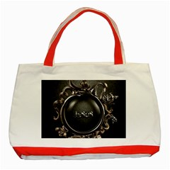 Jesus Classic Tote Bag (red) by NSGLOBALDESIGNS2