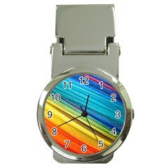Rainbow Money Clip Watches by NSGLOBALDESIGNS2