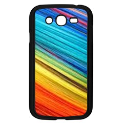 Rainbow Samsung Galaxy Grand Duos I9082 Case (black) by NSGLOBALDESIGNS2