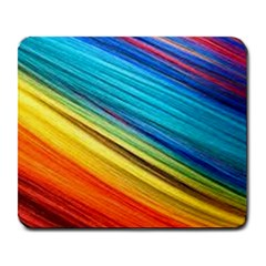 Rainbow Large Mousepads by NSGLOBALDESIGNS2