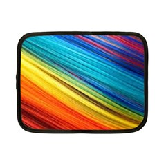Rainbow Netbook Case (small) by NSGLOBALDESIGNS2