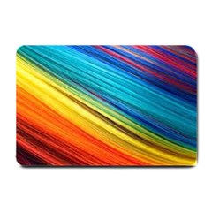 Rainbow Small Doormat  by NSGLOBALDESIGNS2