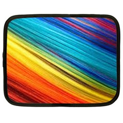 Rainbow Netbook Case (xxl) by NSGLOBALDESIGNS2