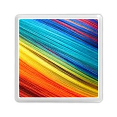 Rainbow Memory Card Reader (square) by NSGLOBALDESIGNS2