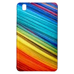Rainbow Samsung Galaxy Tab Pro 8 4 Hardshell Case by NSGLOBALDESIGNS2